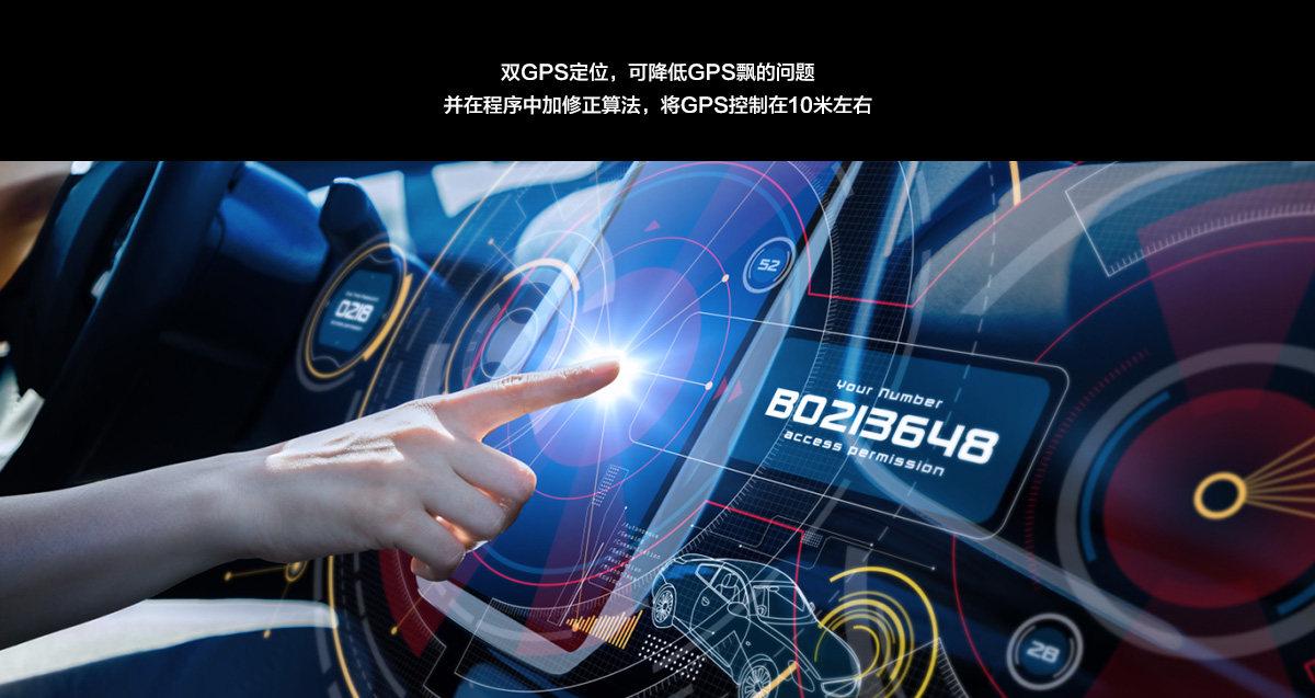 GPS定位_车联网_游伴伴