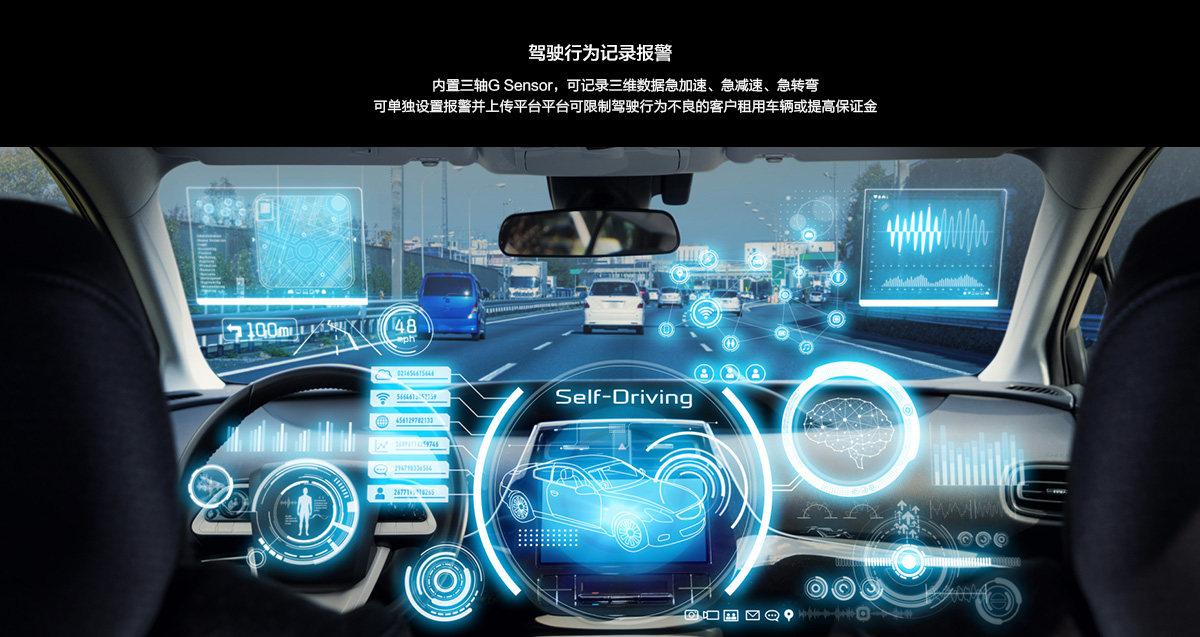 驾驶行为记录报警_车联网_游伴伴